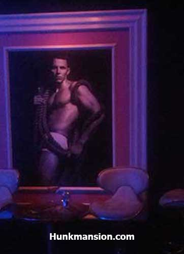 Hunk Mansion Male Strippersl