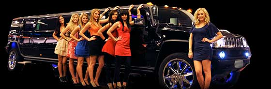 Includes Luxury Transportation Limo