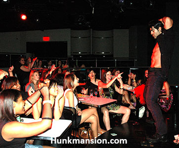 Male Strip Club Show
