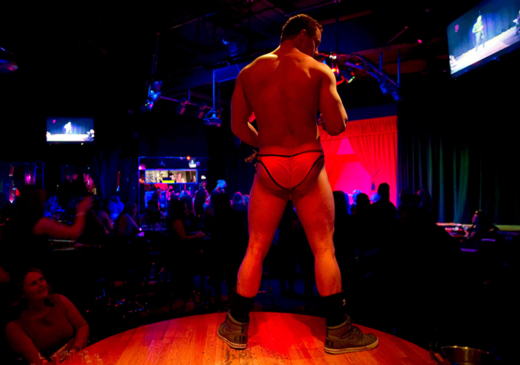 seattle strip shows